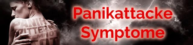 Panikattacke Symptome können sehr unterschiedlich sein