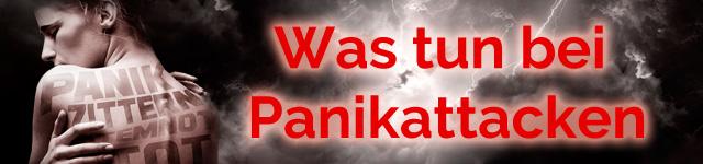 Panikattacke was tun