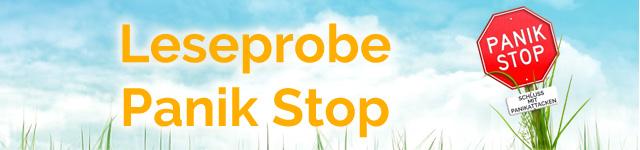 Leseprobe Panik Stop kostenlos