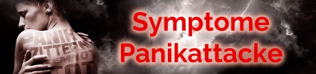 Symptome Panikattacke