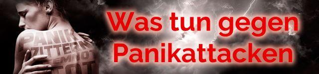 Was tun gegen Panikattacke